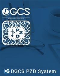Znalezione obrazy dla zapytania: dgcs pzd system logo